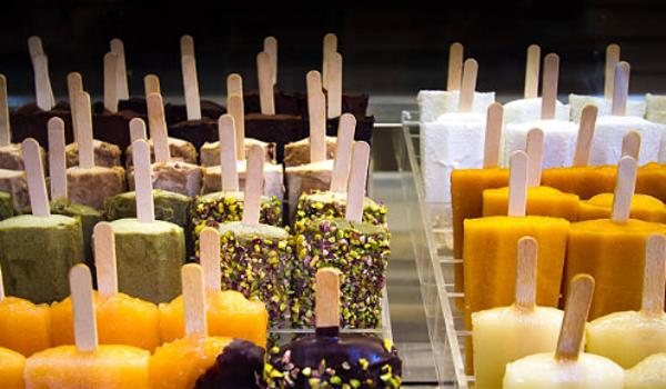 Por qué los helados artesanos son más saludables